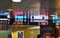Barcelona Stock Exchange selects Wavetec's Information Display Solution