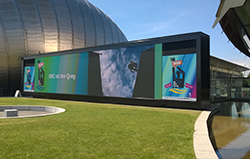 """Glasgow 2014: All attention turned to the """"Big Screen"""" at Commonwealth Games"""