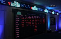 Nairobi Securities Exchange Inaugurates Wavetec's LED Display Solutions