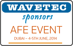 """Wavetec participates as """"Gold Sponsors"""" in the Arab Federation of Exchanges Equities Summit 2014"""