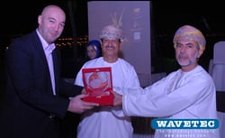 """Wavetec Participates as Sponsors at """"The Arab Federation of Exchanges Annual Conference"""""""