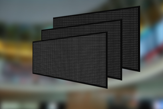 Soluciones de LED Display