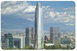 The tallest building in Latin America chooses Wavetec's Led display technology