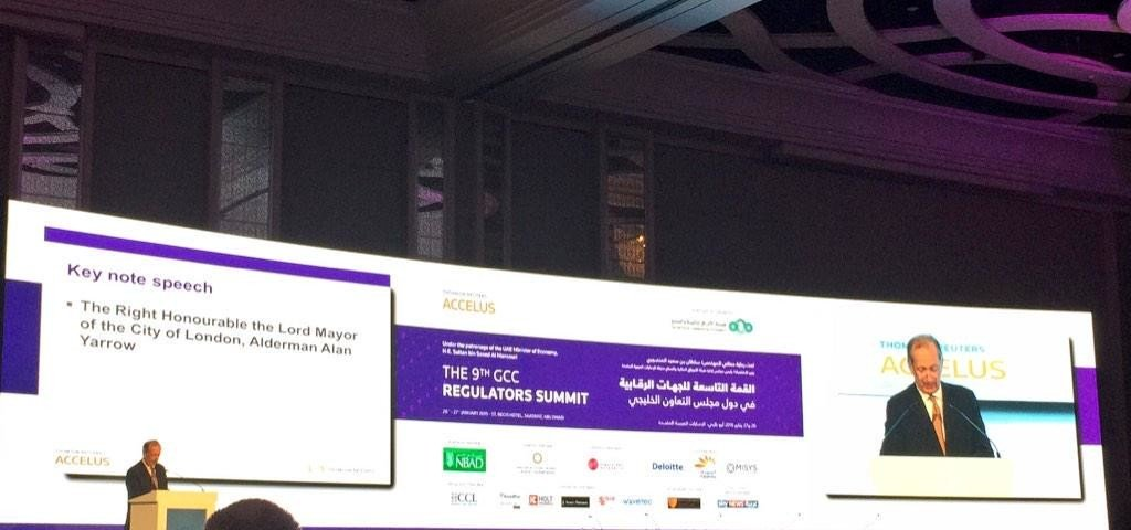 Wavetec Becomes Official Supporting Partner for the 9th GCC Regulators' Summit 2015