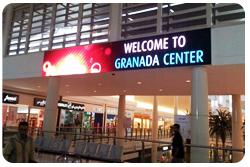 Granada Mall Enhances its Customers' Visual Experience Through Wavetec's LED Display Technology