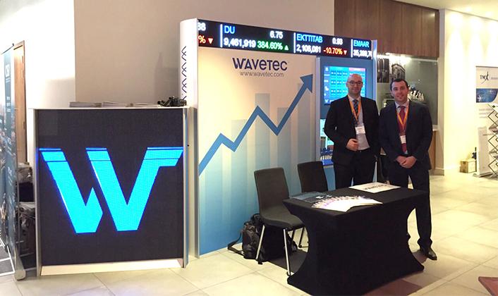 Increíble participación de Wavetec en el World Exchange Congress 2015