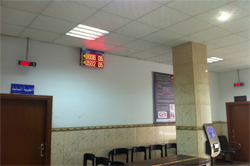The biggest hospital in Al-Najaf, Iraq relies on Wavetec's Queue Management System
