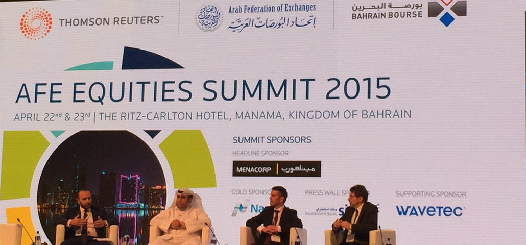 AFE EQUITIES SUMMIT CLIMBS A NOTCH HIGHER IN 2015