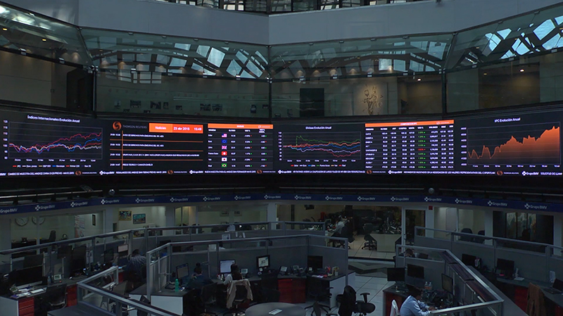 Mexican Stock Exchange - Wavetec