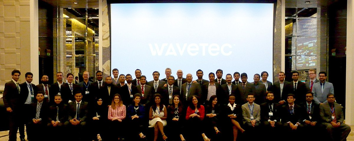 Wavetec strikes an impression with Sales and Innovation Conference 2015