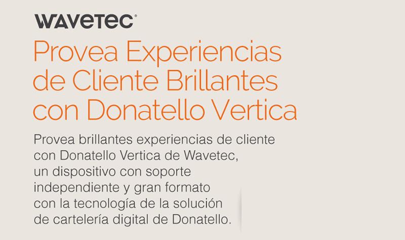 Provea Experiencias de Cliente Brillantes con Donatello Vertica