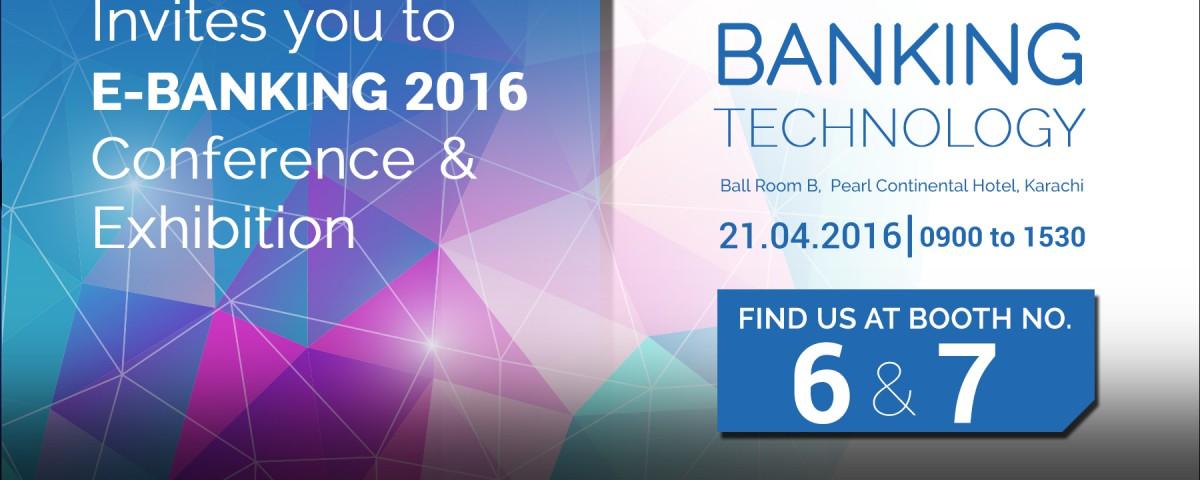 Wavetec patrocina Banca en Línea 2016, la principal conferencia y Exposición en Pakistán