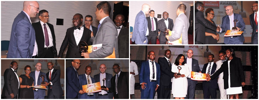 Wavetec awarded leading banks at Think Business Banking Awards 2016