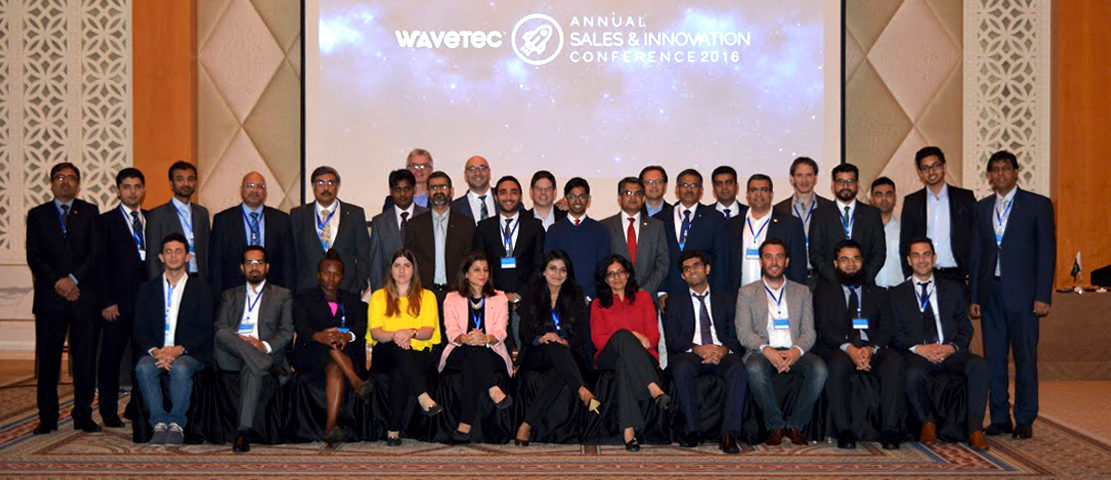 Wavetec hosts Annual Sales & Innovation Conference 2016