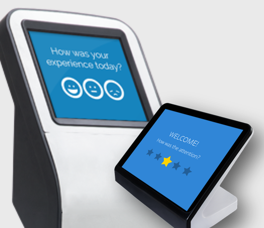 Customer feedback wavetec cfu kiosk