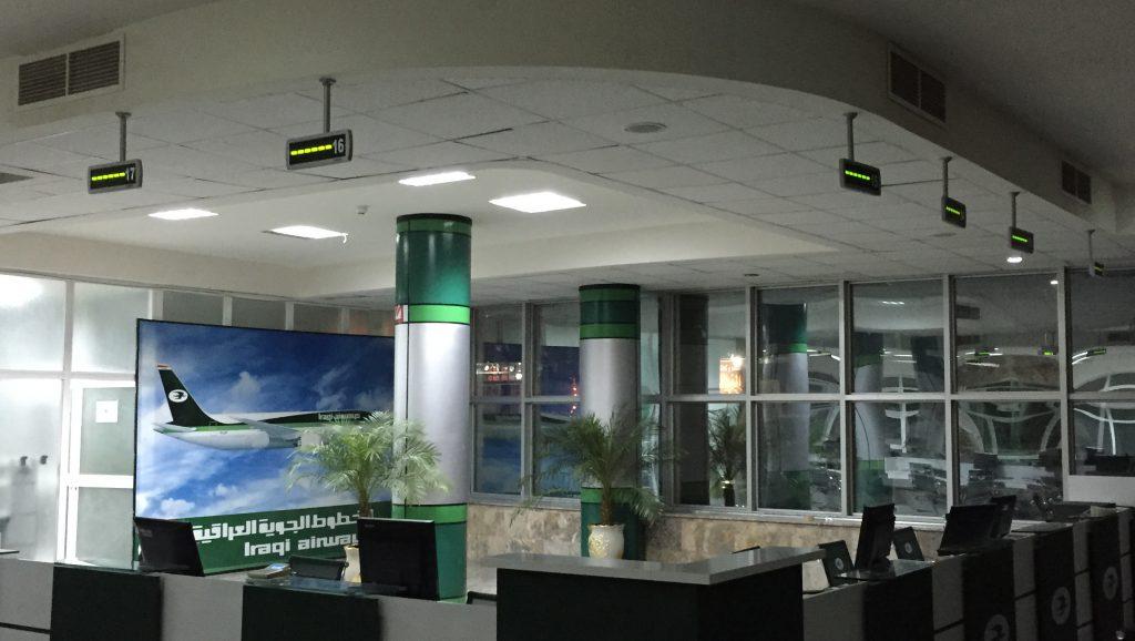 Iraqi Airways actualiza el Servicio de Atención al Cliente en sus Centros de Contacto en Iraq con la solución avanzada de Gestión de Colas y Señalización Digital - Wavetec