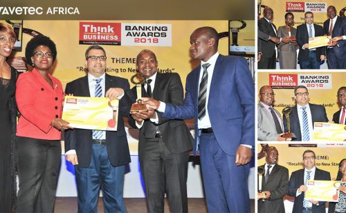 Think Business Bankers Award 2018 Invited Wavetec To Award Leading Banks In Africa