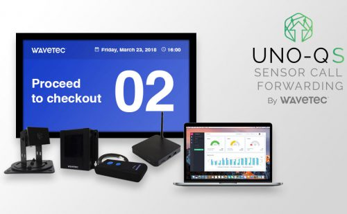 Wavetec Enhances Customer Experience for Brick & Mortar Stores with its Latest Release of Uno-QS