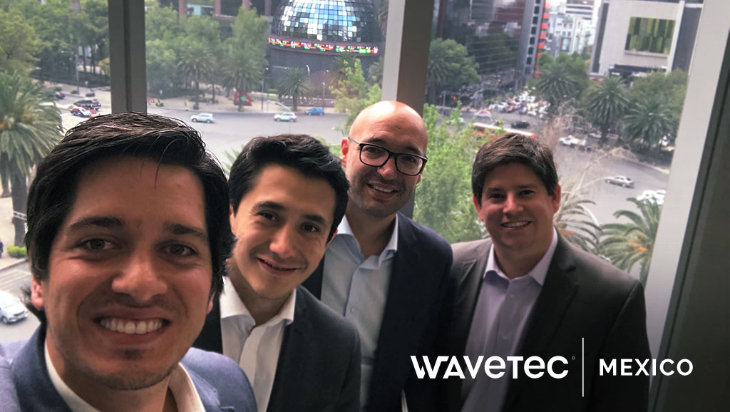 Wavetec Accelerates Growth with Opening of New Office in Mexico