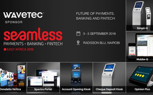 Wavetec Sponsors Seamless Africa – Digital Branch Transformation 2018