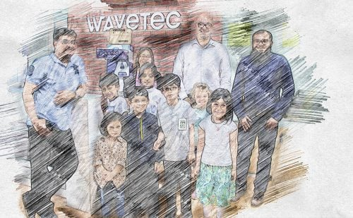 "Wavetec initiates a New Corporate Social Responsibility ""FAMILY- FRIENDLY"" for its employees."