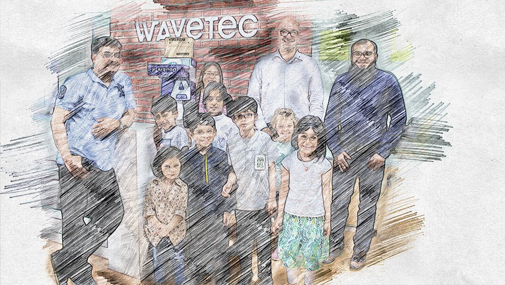 """Wavetec initiates a New Corporate Social Responsibility """"FAMILY- FRIENDLY"""" for its employees."""