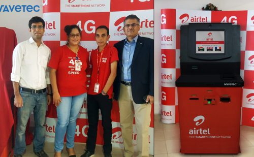 Airtel Inaugurates Wavetec's Self-Service Kiosk in Seychelles