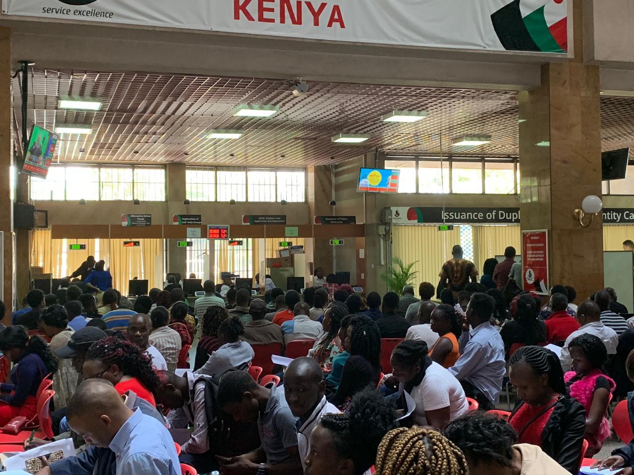 Huduma Kenya Expands Queue Management System Deployment
