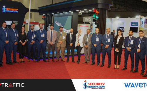Wavetec showcased its customers experience solutions at Egytraffic in Egypt 2019