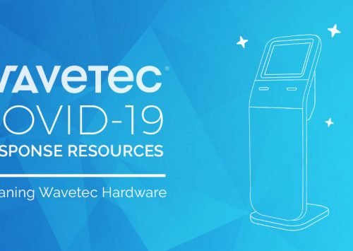 How to Disinfect Wavetec Hardware