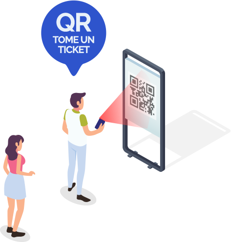 Covid-19 Safe-Q Virtual Queuing Solutions