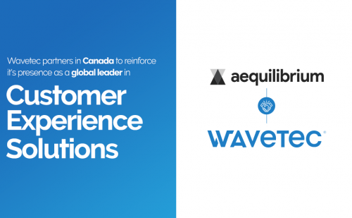 Wavetec Opens its door in Canada with a strategic partnership with Aequilibrium