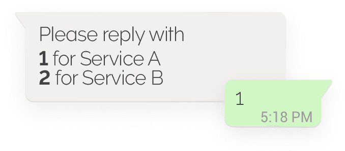 WhatsApp Virtual Queuing Solution - How it works