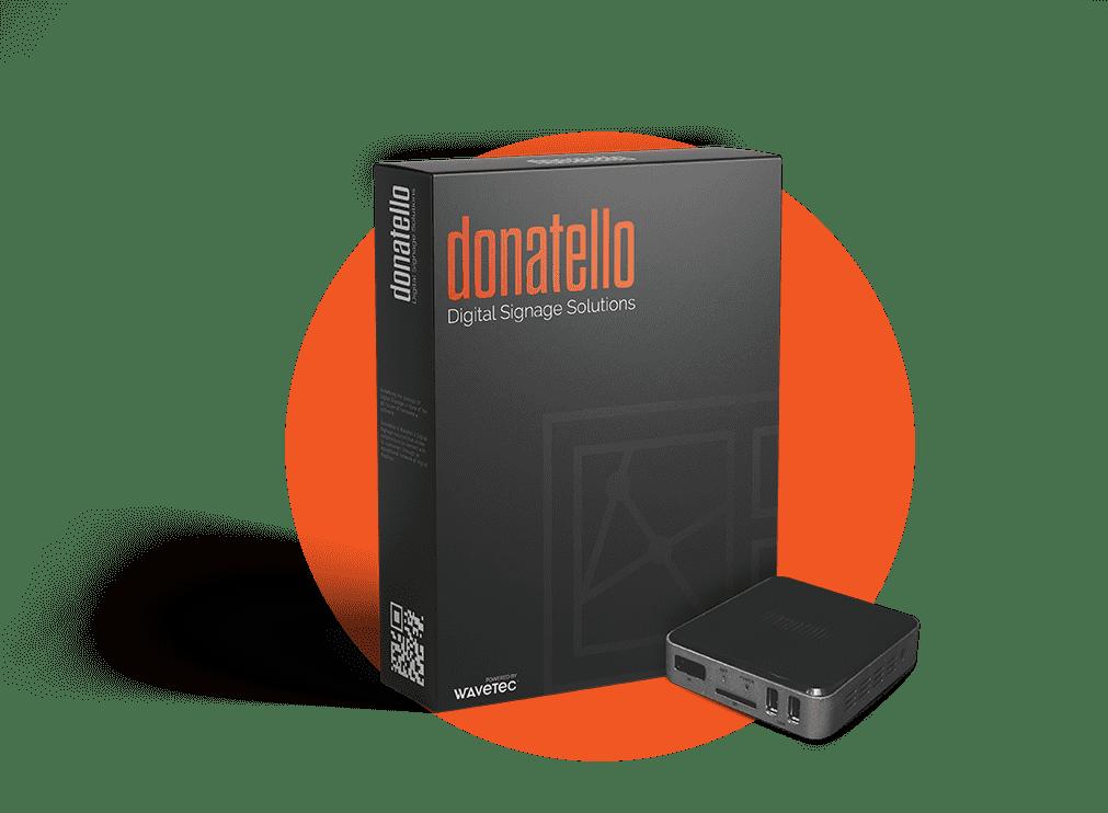 Donatello Media Player