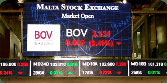 Malta Stock Exchange