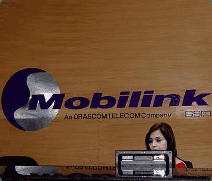 Orascom Telecom-Mobilink