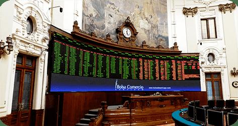 Bolsa de Comercio de Santiago