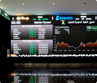 Bolsa de Valores de Arabia Saudita – Tadawul