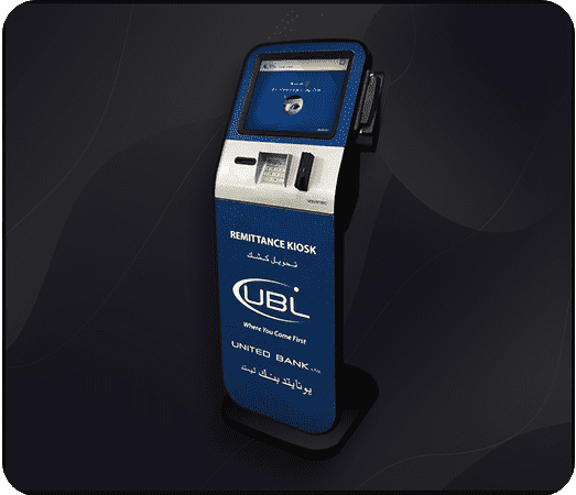 UBL - Branchless Banking solution