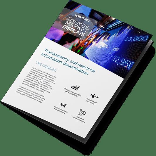 information-display-system-brochure