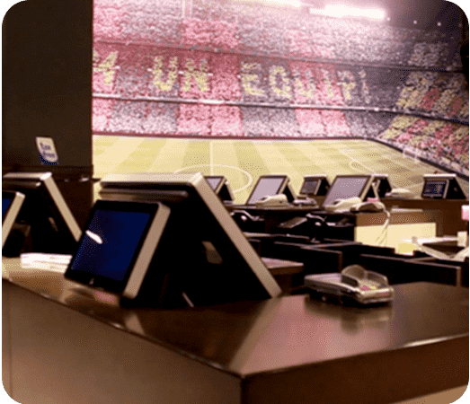 FC Barcelona Megastore