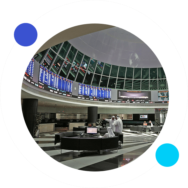 Information Video Wall
