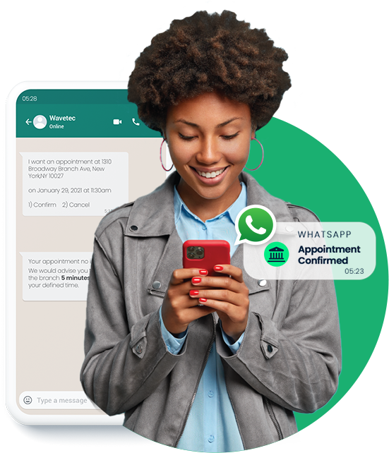 WhatsApp Appointment