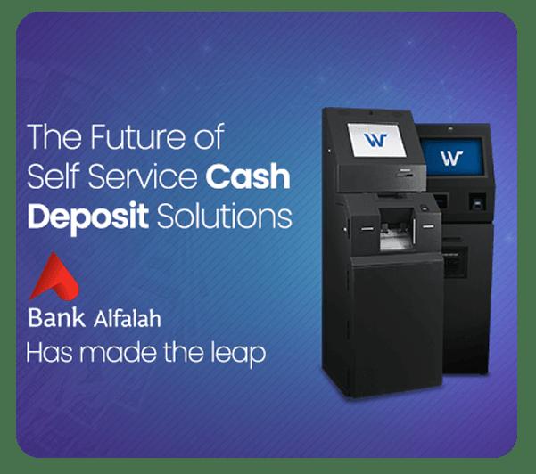 Cash Deposit Machine CDM - Cquick